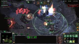 Starcraft 2 Co-Op Mutation 135 - Rise From Ashes Tychus