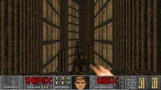 "[Doom 2] - Sunder - Map 10 ""The Hags Finger"" UV-Max"
