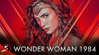 Wonder Woman 1984 : Every Detail | Wonder Woman Rumors | Wonder Woman Hindi | Super Kingdom