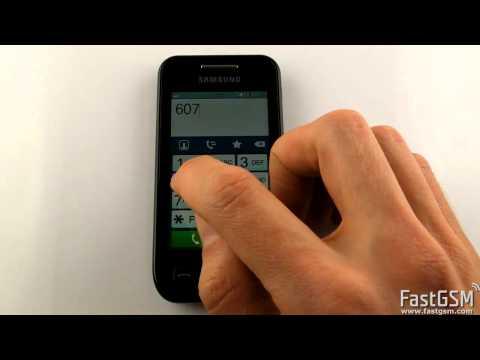 Unfreeze Samsung Wave 525 (S5250. S5250L. S5253)