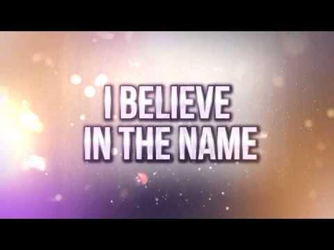 I Believe in the Name of Jesus Medley (Lyric Video) | Believe in Christmas
