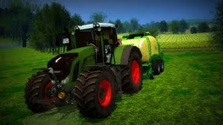 Farming Simulator 2013 Fendt 939