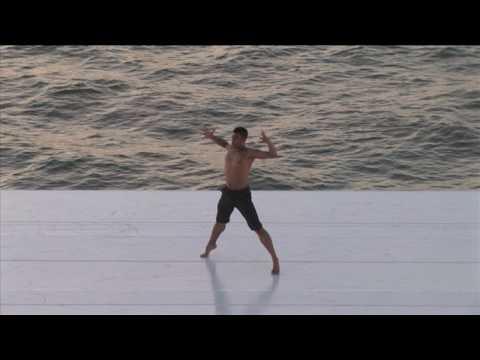 Danny Tidwell at Fire Island Dance Festival 15
