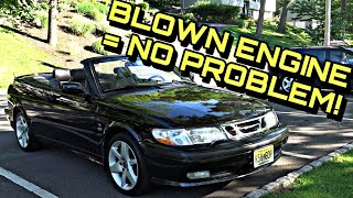 This $1000 Saab Proves You NEVER Have To Buy A New Car Again