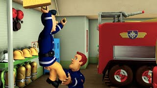 Fireman Sam US New Episodes HD | Flood's Flood - Sam saves Elvis | S7 Best Bits 🚒🔥Kids Movies