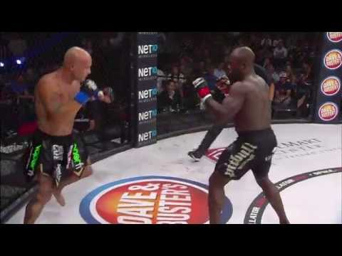 Bellator MMA Highlights Melvin Manhoef Knocks out Doug Marshall