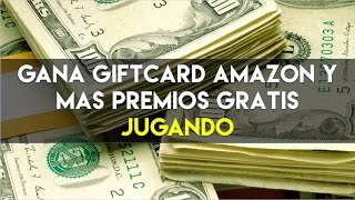 Gana Gift Card Amazon o Steam GRATIS JUGANDO ONLINE