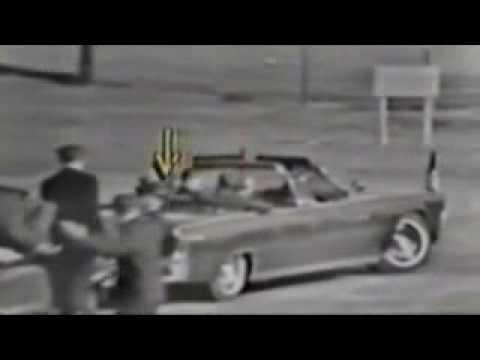 Guardaespaldas limusina Kennedy  Kennedy Motorcade Bodyguard