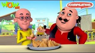 Motu Patlu - 6 episodes in 1 hour | 3D Animation for kids | #55