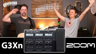 Zoom G3Xn Guitar FX Unit - Massive Sounds Mini Price!