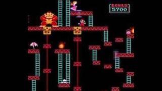 Donkey Kong Kill screen