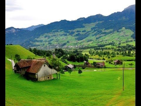 Switzerland trip - spring season.