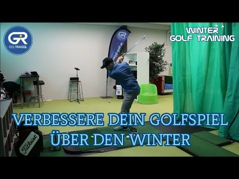 WIE IHR EURE GOLF TECHNIK ÜBER DEN WINTER VERBESSERT