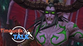 Timewalk & Talk - Legion bis jetzt - World of Warcraft