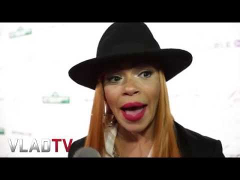 Faith Evans on Keyshia Cole & the Amber Rose vs. Kardashian War