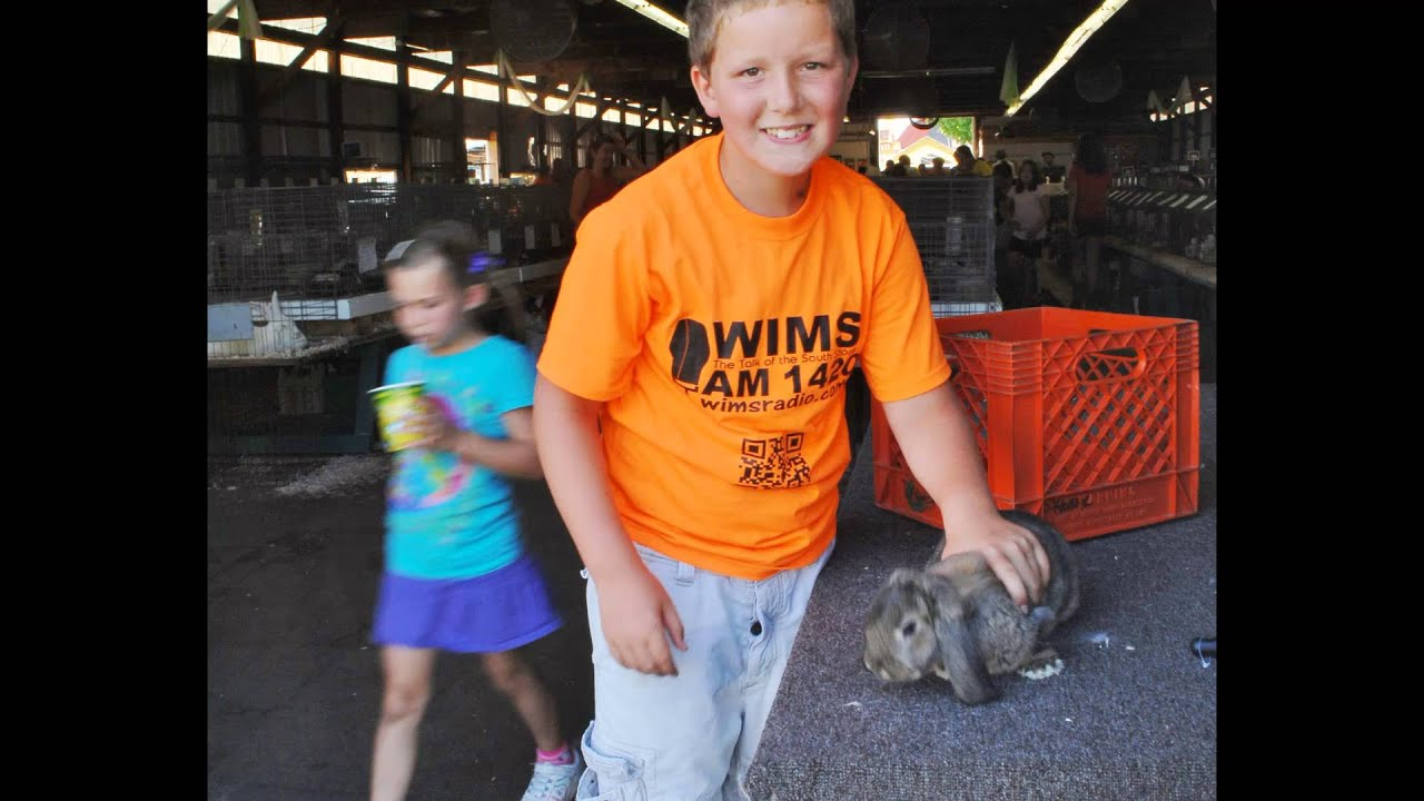 Life team stops by the la porte county fair youtube for Laporte county public library