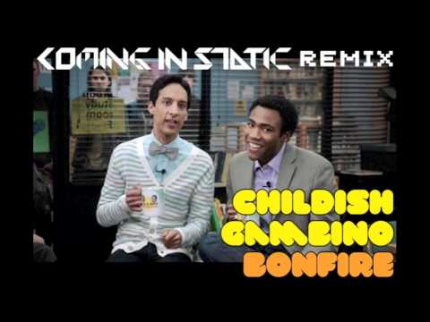 Childish Gambino - Bonfire (DUBSTEP remix by Coming in Static)