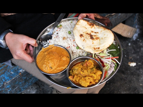 Kolkata Street Food Meal on Decker's Lane