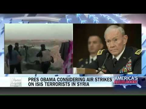 "ISIS ""will soon  pose a Threat to the United States"""
