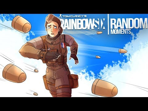 Rainbow Six Siege - Random Moments: #49 (Funny Moments Compilation)