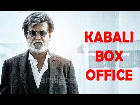 Kabali Box Office Collection Status