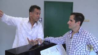 OBSESSED!: Brian Stokes Mitchell Enters
