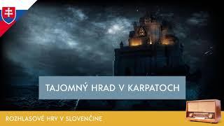 Jules Verne - Tajomný hrad v Karpatoch (rozhlasová hra / 1992 / slovensky)