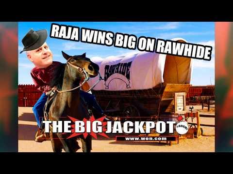 💣 The Raja Wins On Rawhide Bonus Round | The Ameristar 🐮