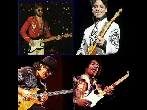 Is Prince The Greatest Rock Guitarist Ever