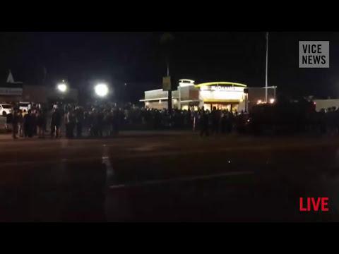 RAW COVERAGE: Ferguson, Missouri Round Six