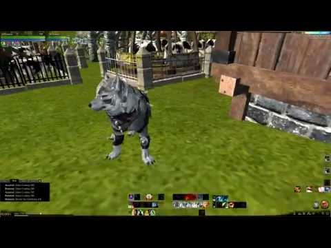 ArcheAge wolfhound battle pet max level 50