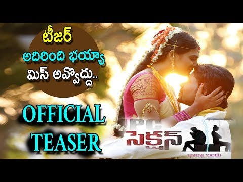 టీజర్ అదిరింది భయ్యా || IPC Section Bharya Bandhu Movie Teaser 2018 || Latest Telugu Movie