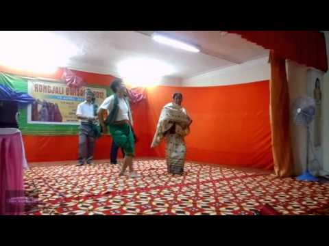 Rongjali Bwisagu 2012.(10). By Delhi Bodo Association video