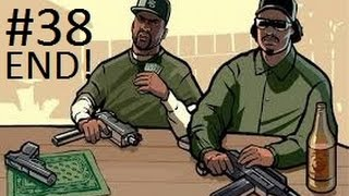 GTA San Andreas Walkthrough Part 38 Türkçe - (END) Yolun Sonu!