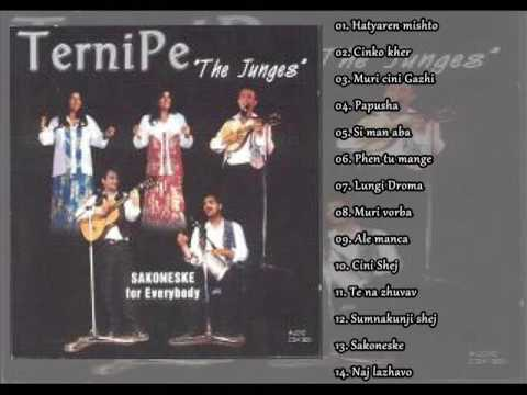 Ternipe Együttes - TELJES ALBUM