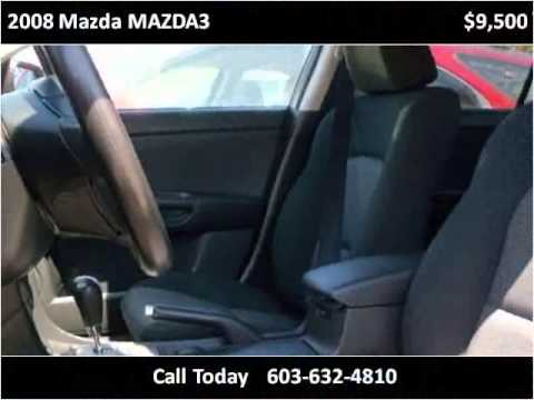 2008 Mazda MAZDA3 Used Cars Canaan NH