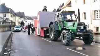 Auf grosser Tour zum Rosenmontagszug Gemuend Eifel - 2015 - 2