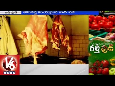 Eating of meat causes cancer and diabetes - V6 Special story (11-03-2015)