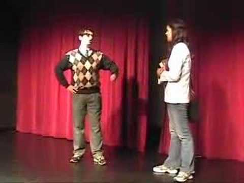 Harry Potter and Hermione introduce Improdome