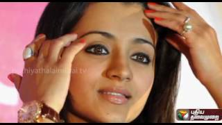 """Actress Trisha believes that """"Nayagi"""" would be an important film in her career"""
