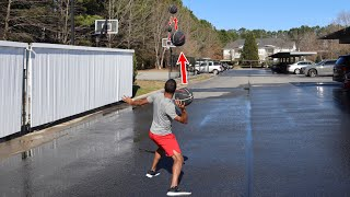 The Most Insane Basketball Trick Shots Ever