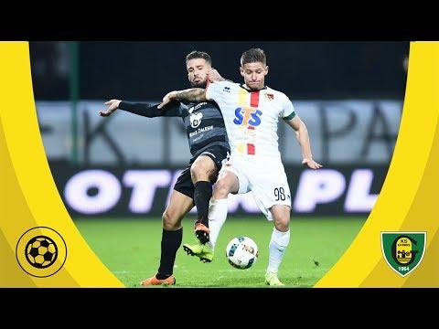 Skrót Meczu GKS Katowice - Jagiellonia Białystok 0:1 (31 10 2018)