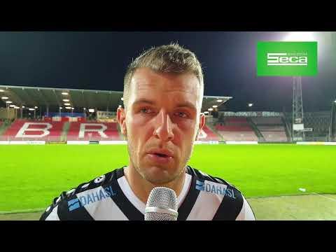 Kristian Zbrožek komentuje prohru v Brně
