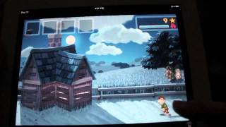 Zombie Smash App Review for iPhone/iPod/iPad -