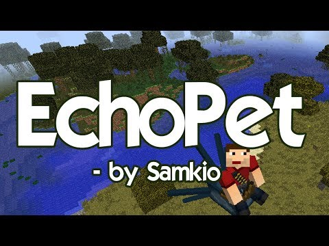 Plugin Showcase - EchoPet - WoopaGaming