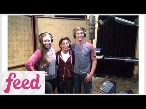 Karan Brar Sings 'Bunk'd' Theme Song!