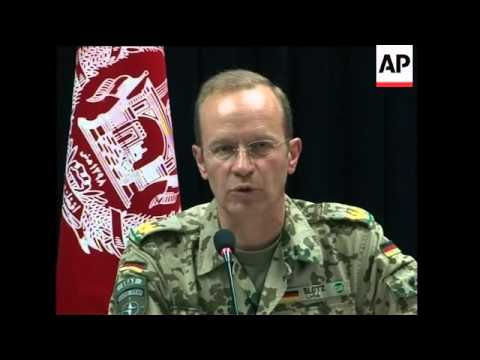 Reax to death of Afghan soldiers in friendly fire incident