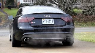 (2.13 MB) 2009 Audi S5 Remus Exhaust Start and Low Rev 4.2L V8 Sound Mp3