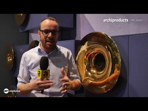 Salone del Mobile.Milano 2016 | MINIFORMS - Fabio Cappello