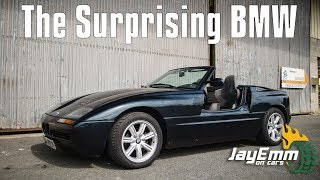 The BMW Z1 Is More Than Some Fancy Doors